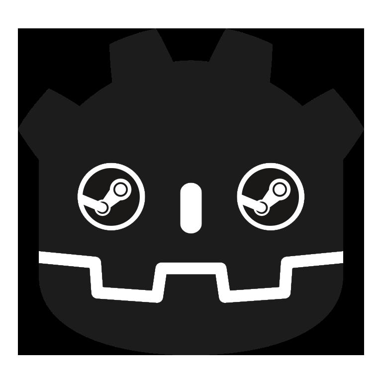 GodotSteam's icon