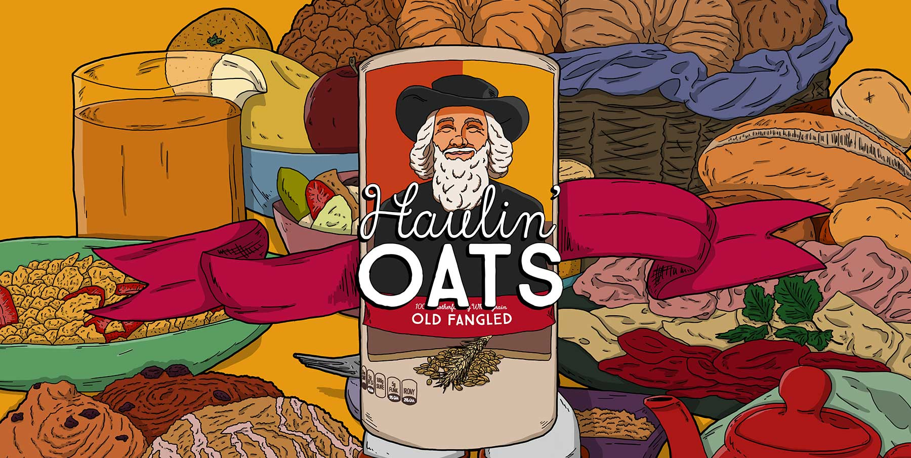 Haulin' Oats